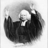 Portrait of George Whitefield