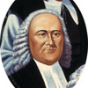 Portrait of Gilbert Tennent (detail of The History of American Evangelism)